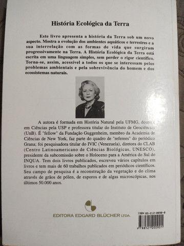 Livro História Ecológica da Terra - Foto 2