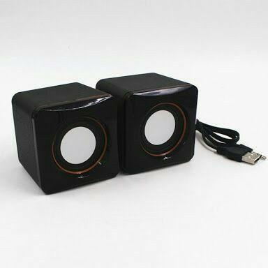Mini caixa de som para Pc ou Notebook - Foto 3