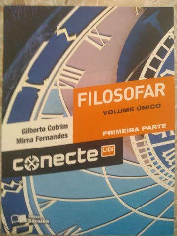 Livro de Filosofia Conecte - Gilberto Coltrim