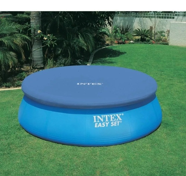 Capa Para Piscina 3,05 M Easy Set 10 - Intex 28021 - Foto 2