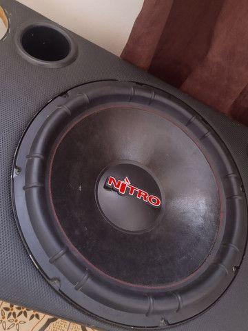 Auto falante nitro 700 rms  - Foto 3
