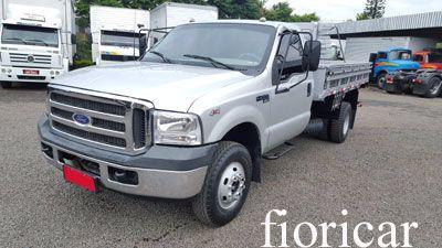 FORD F-4000 4X4 2009 CARROCERIA SEMI-NOVA