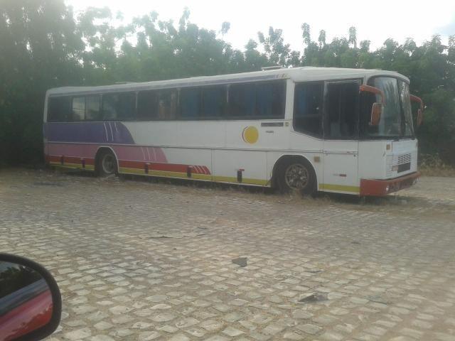 Ônibus Rodoviario Volvo B 58E