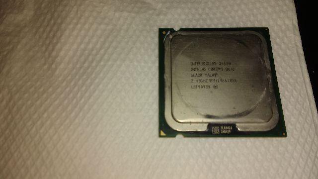 Processador Intel Core 2 Quad Q6600 2,4 Ghz
