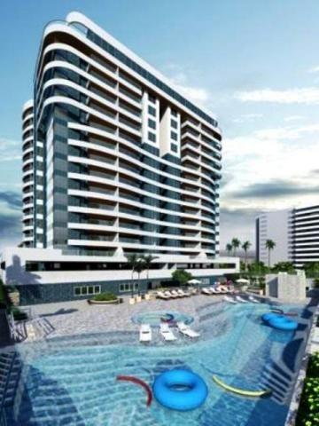 Apartamento próximo ao mar com 4 suítes (1 máster) - Edifício Portofino - Jatiúca
