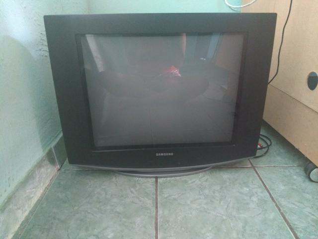 Tv Samsung e conversor digital