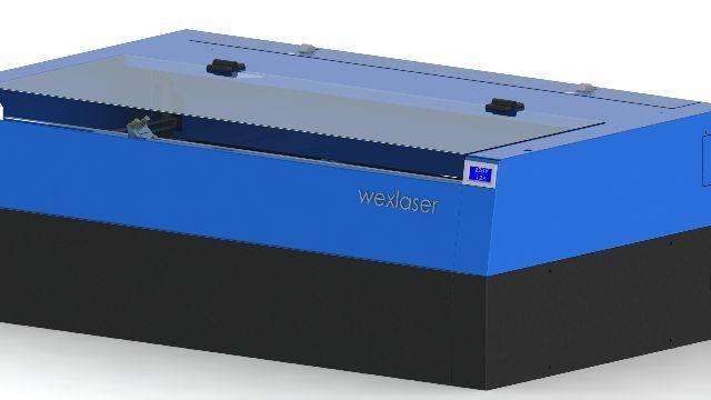 Laser co2 60w área 1000x500