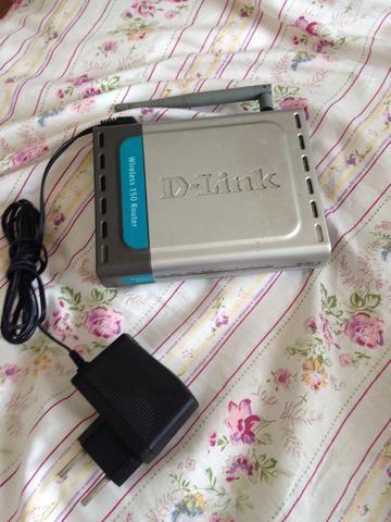 Roteador D-Link DI-524