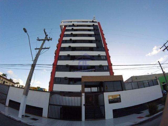 Apartamento com 3 quartos, 88m² - Edifício Palmeira Imperial - Jatiúca