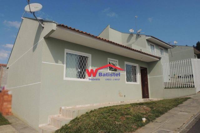 Casa com 3 dormitórios à venda, 56 m² por r$ 190.000 - rua presidente faria nº 1317 - são  - Foto 17
