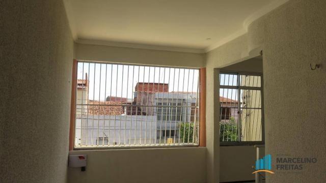 Casa com 2 dormitórios para alugar, 130 m² por R$ 1.109/mês - Quintino Cunha - Fortaleza/C - Foto 13