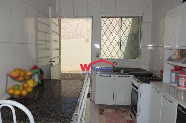 Casa com 3 dormitórios à venda, 56 m² por r$ 190.000 - rua presidente faria nº 1317 - são  - Foto 7