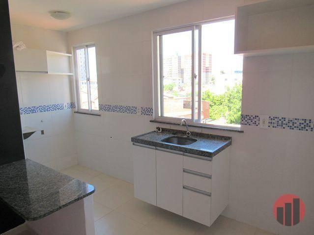 Apartamento para alugar, 30 m² por R$ 900,00/mês - Varjota - Fortaleza/CE - Foto 9