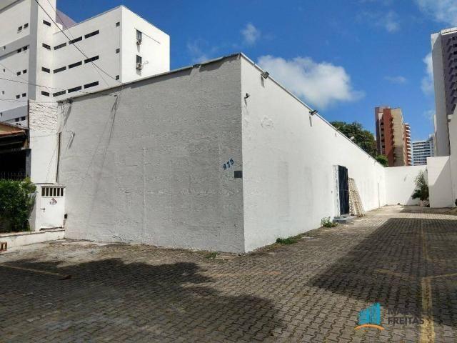 Loja para alugar, 240 m² por R$ 5.009,00/mês - Papicu - Fortaleza/CE
