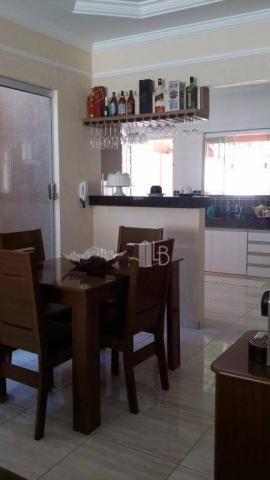 Casa com 3 dormitórios para alugar, 110 m² por R$ 1.600,00/mês - Jardim Holanda - Uberlând - Foto 14