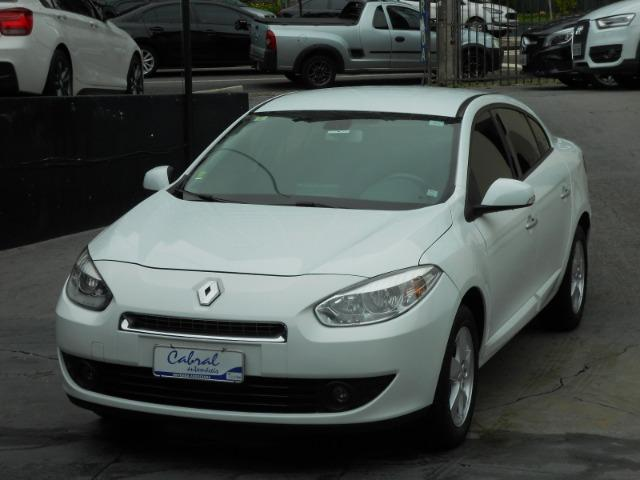 Renault Fluence Dynamique 2.0 Câmbio Manual Flex