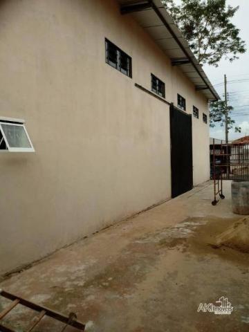 Barracão à venda, 200 m² por R$ 360.000 - Conjunto Habitacional Itatiaia - Maringá/PR - Foto 2