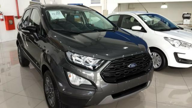 Ford Ecosport 1.5 Freestyle Automático 2020 - Foto 3