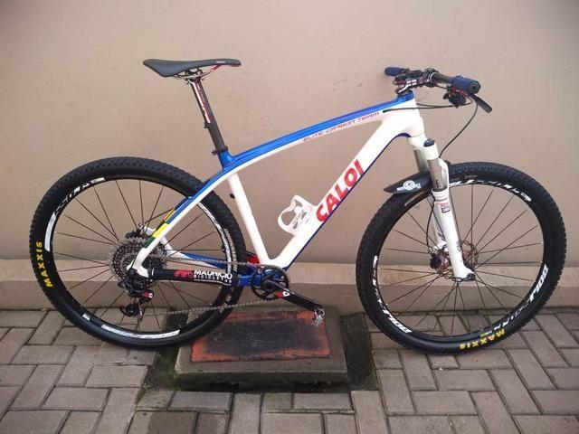 Caloi Elite Carbon Team MTB 29