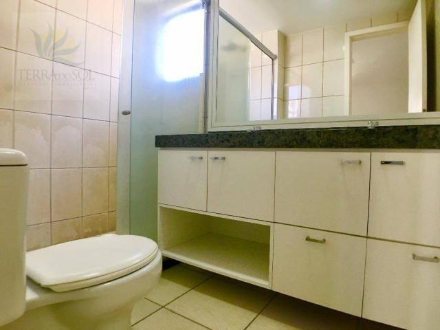 Apartamento com 3 dormitórios à venda, 149 m² por R$ 875.000 - Guararapes - Fortaleza/CE - Foto 17
