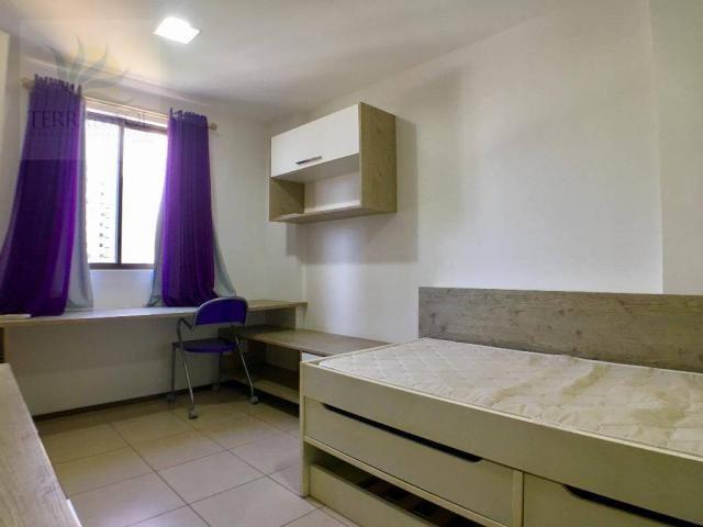 Apartamento com 3 dormitórios à venda, 149 m² por R$ 875.000 - Guararapes - Fortaleza/CE - Foto 12