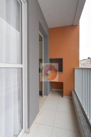 Apartamento com 2 dormitórios à venda, 52 m² por R$ 173.500 - Cidade Industrial - Curitiba - Foto 13