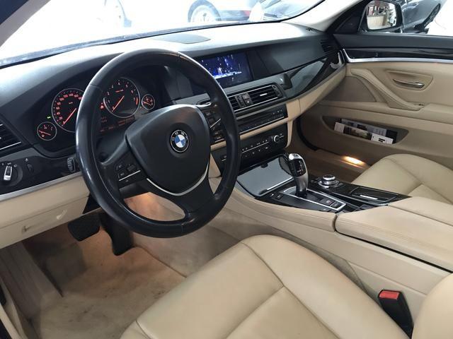 BMW 535i 3.0 Bi-Turbo 2011 Top de Linha - Foto 9