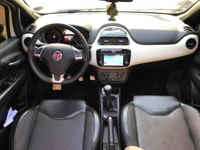 Fiat Punto T-Jet 1.4 turbo 2016 - Foto 9