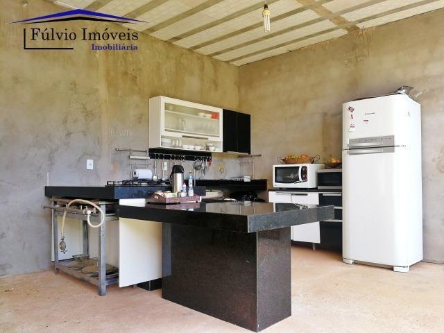 Casa moderna,Vicente Pires, condomínio fechado, toda na laje, cozinha independente - Foto 11