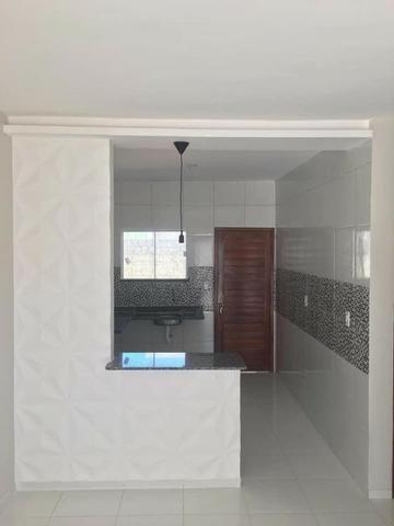 Vende-se Excelente Casa 2/4 no Nova Mossoró 3, Mossoró-RN. Loteamento Nova Mossoró - Foto 4