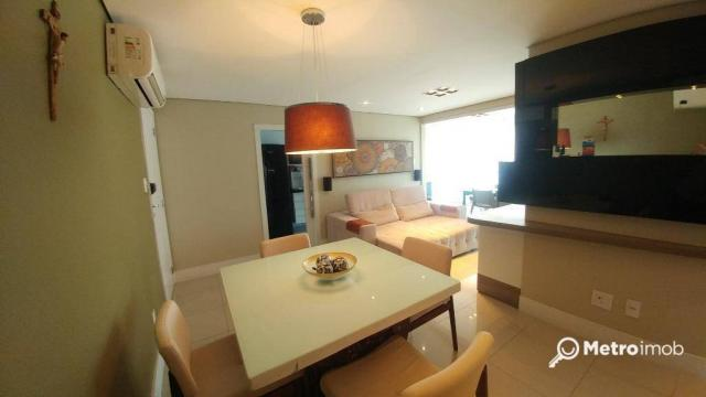 Apartamento com 2 dormitórios à venda, 74 m² por R$ 520.000,00 - Ponta da areia - São Luís - Foto 5