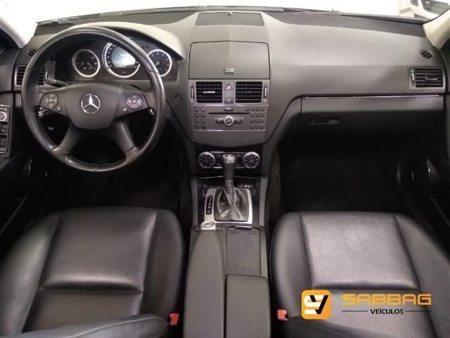 Mercedes-Benz C200 Classic 1.8 | IM-PE-CÁ-VEL - Troca/Financia - Foto 8