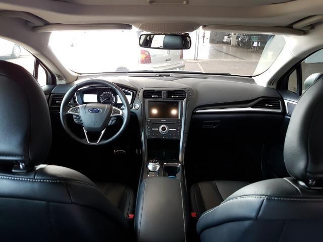 Ford Fusion Titanium 2.0 2017 - Foto 5