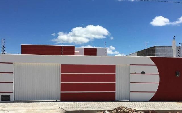 Vende-se Excelente Casa 2/4 no Nova Mossoró 3, Mossoró-RN. Loteamento Nova Mossoró