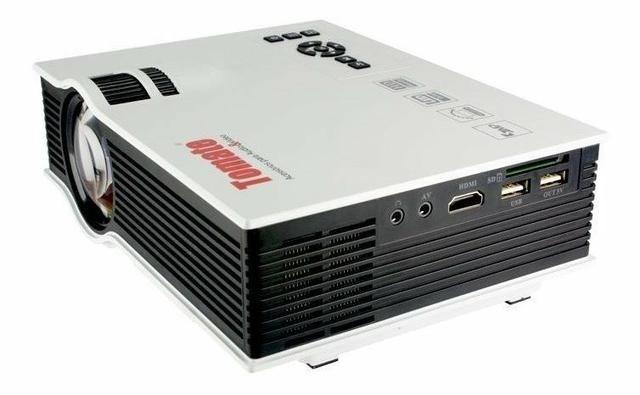 Mini Projetor Led 800 Lumens 1080p HDMI - Foto 3