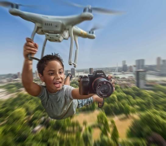 Filmagens e Fotografias com Drone além de outros trabalhos profissionais