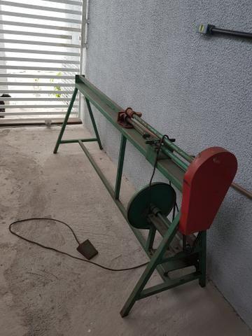 Barbada. Máquina de cortar chapa - Foto 5