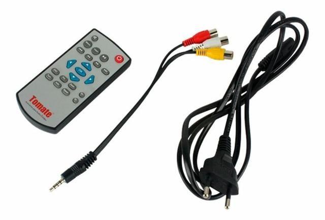 Mini Projetor Led 800 Lumens 1080p HDMI - Foto 6