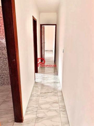 Casa à venda com 2 dormitórios em Nova itanhaém, Itanhaém cod:1356 - Foto 14