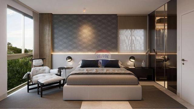 Apartamento com 3 dormitórios à venda, 122 m² por R$ 924.230,00 - Casa Forte - Recife/PE - Foto 3