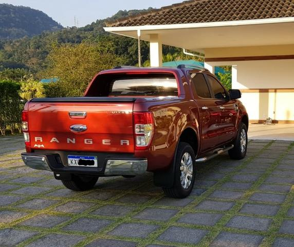 Ranger 3.2 Diesel 4x4 Limited - KM Real o carro é ZERO - Consigo Financiamento - 2017 - Foto 6