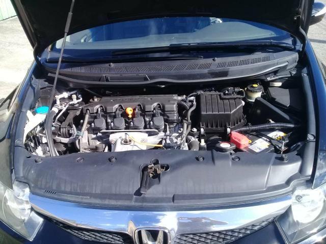 Civic 2011 LXL automatico top de linha baixa km - Foto 15