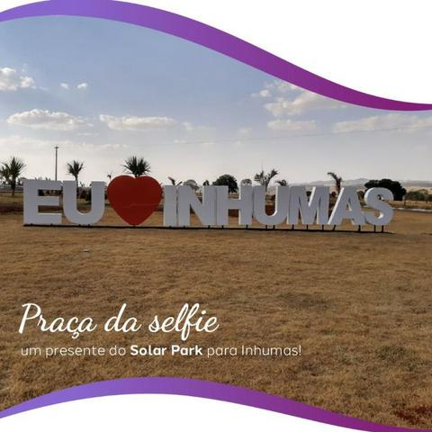 Loteamento Solar Park Boa Vista - Inhumas-Go - Foto 2