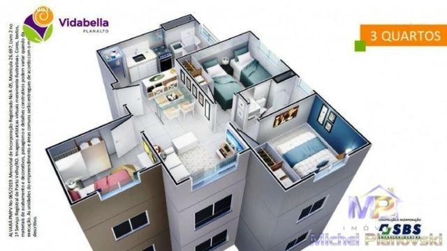 Venha conhecer o Residencial VidaBella - Foto 4
