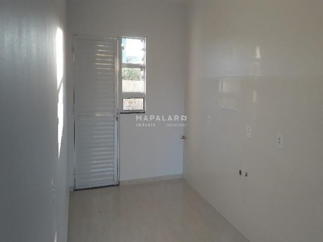 Casa Geminada nova, pronta para morar! Financiamento MCMV - Foto 2