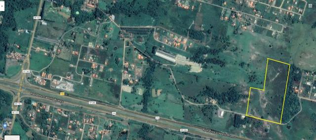 Terreno 115.780 m2 próximo Rodovia Castelo Branco