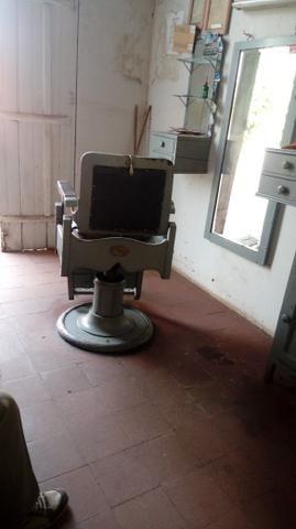 Vendo cadeira para barbearia - Foto 4