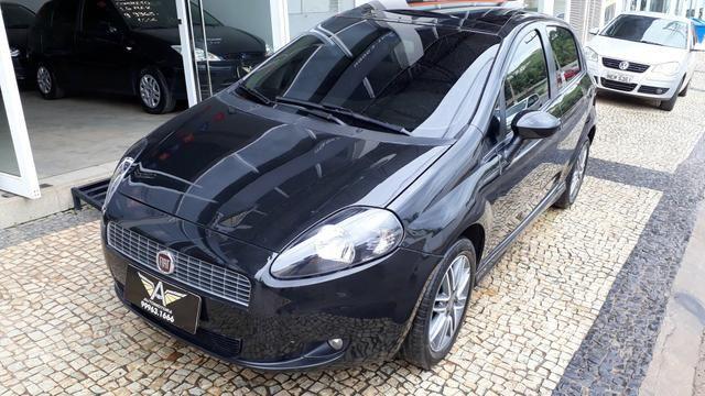 Fiat Punto Sporting 1.8 FLEX 2011