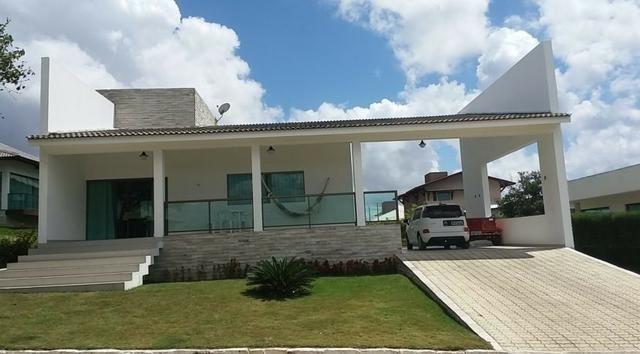 Excelente Casa De Luxo Em Condomínio - Gravatá/PE