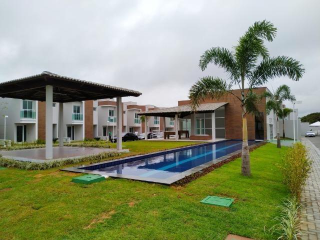 Vendo casa em condomínio no Eusébio com 96 m², 3 quartos e 2 vagas. 324.900,00 - Foto 19